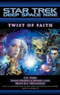 Cover image for Twist of faith