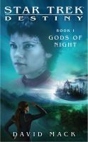 Cover image for Gods of night