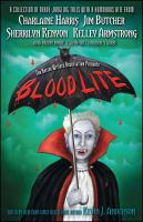 Cover image for The Horror Writers Association presents Blood lite : an anthology of humorous horror stories