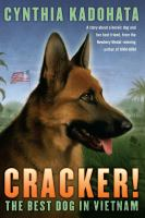 Cover image for Cracker! : the best dog in Vietnam