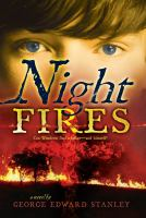 Cover image for Night fires : a novel
