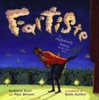 Cover image for Fartiste