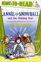 Cover image for Annie and Snowball and the shining star