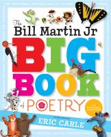 Cover image for The Bill Martin Jr. big book of poetry