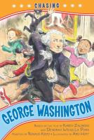 Cover image for Chasing George Washington
