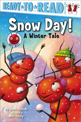 Cover image for Snow day! : a winter tale