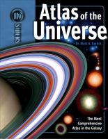 Cover image for Atlas of the universe