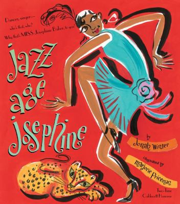 Cover image for Jazz Age Josephine