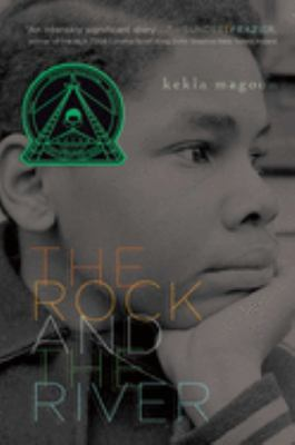 Cover image for The rock and the river