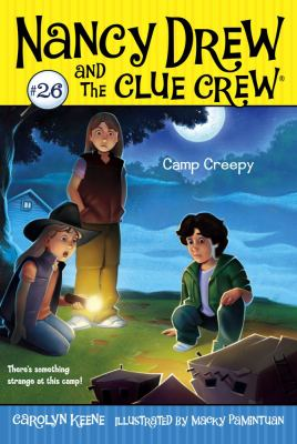 Cover image for Camp creepy