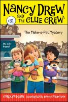 Cover image for The make-a-pet mystery