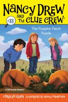 Cover image for The pumpkin patch puzzle