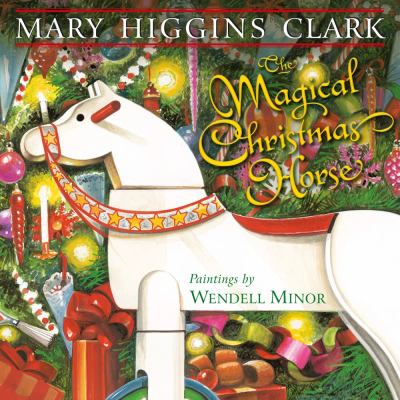 Cover image for The magical Christmas horse