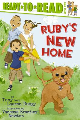 Cover image for Ruby's new home