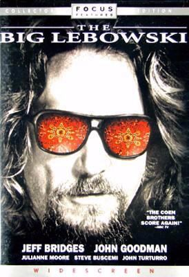 Cover image for The big Lebowski