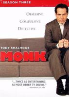 Cover image for Monk. Season three