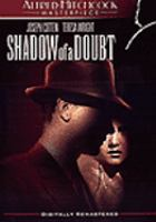 Cover image for Shadow of a doubt