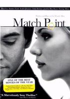Cover image for Match point