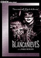 Cover image for Blancanieves