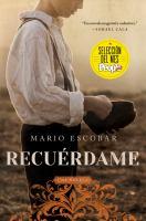 Cover image for Recuérdame : el barco que salvó a casi medio millar de niños republicanos de la Guerra Civil Española