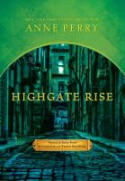 Cover image for Highgate rise