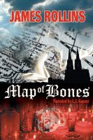 Cover image for Map of bones : a Sigma Force novel
