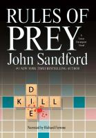 Cover image for Rules of prey