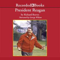 Cover image for President Reagan : the triumph of imagination