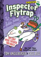 Cover image for Inspector Flytrap. 3, The goat who chewed too much