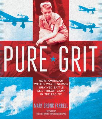 Cover image for Pure grit : how American World War II nurses survived battle and prison camp in the Pacific