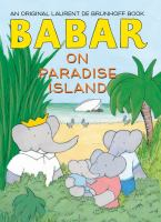 Cover image for Babar on Paradise Island