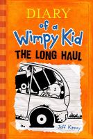 Cover image for Diary of a wimpy kid : the long haul