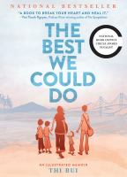 Cover image for The best we could do : an illustrated memoir
