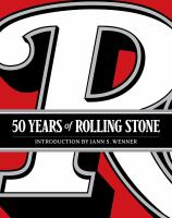 Cover image for 50 years of Rolling stone