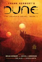 Cover image for Dune : The graphic novel. Book 1