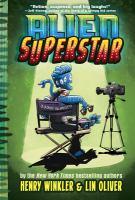 Cover image for Alien superstar