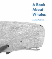 Cover image for A book about whales