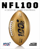 Cover image for NFL : 100 years : a century of football