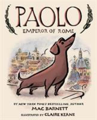 Cover image for Paolo, Emperor of Rome