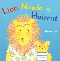 Cover image for Lion needs a haircut