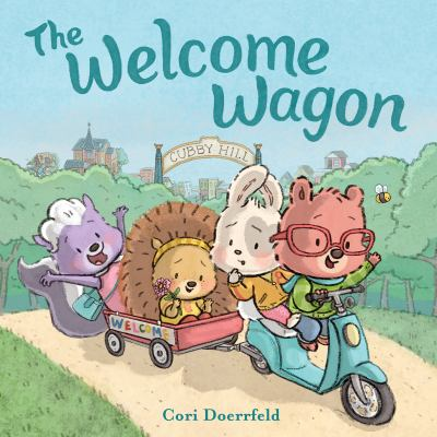 Cover image for The welcome wagon