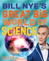Cover image for Bill Nye's great big world of science