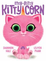 Cover image for Itty-bitty kitty-corn