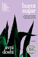 Cover image for Burnt sugar