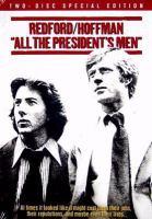 Cover image for All the President's men