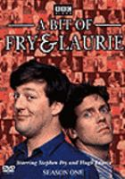 Cover image for A bit of Fry & Laurie. Season one
