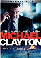 Cover image for Michael Clayton