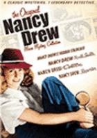 Cover image for The original Nancy Drew movie mystery collection