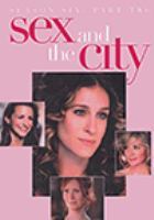 Cover image for Sex and the city : Season six, part 2