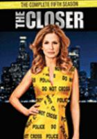 Cover image for The closer. The complete fifth season